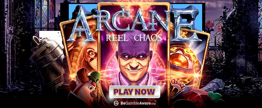 Arcane Reel Chaos Online Pokies Review