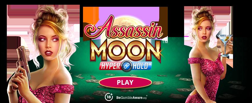 Assassin Moon Banner