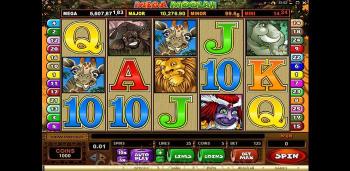 Betway Casino Mega Moolah