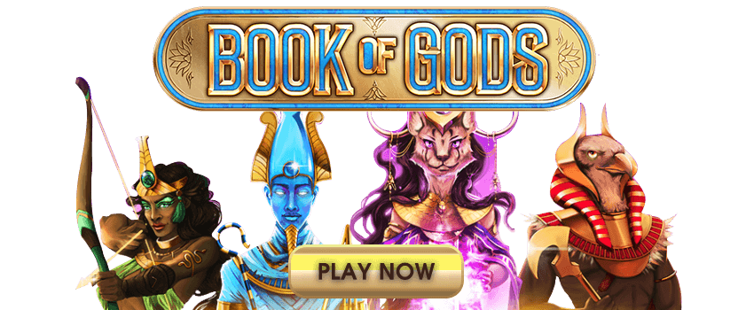 Book of Gods Banner