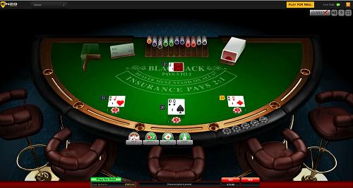 Enzo Online Casino Games