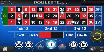 Trada Casino Screenshot 5