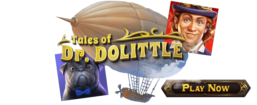 Tales of Dr. Dolittle Online Pokies