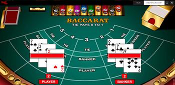 Vegas Baby - Baccarat