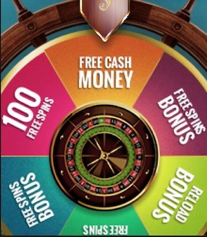 Cruise of Fortune Promotion CasinoOnline.co.nz