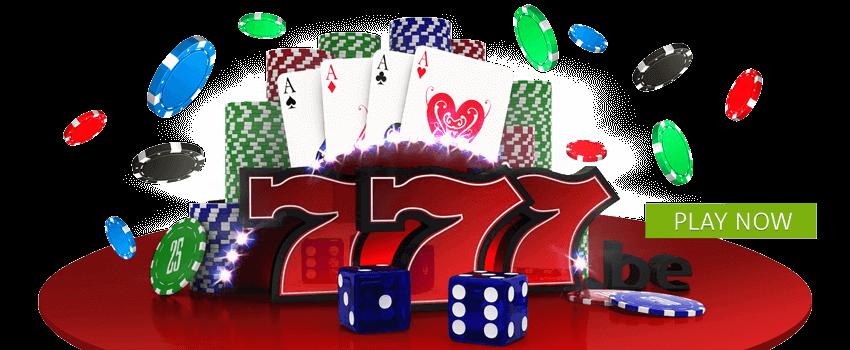 Casino 777 Banner