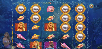 Casino Midas mermaids pearls slot inplay