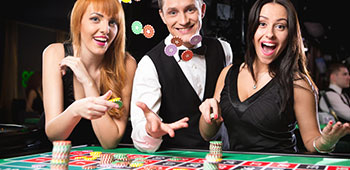 EU Casino roulette
