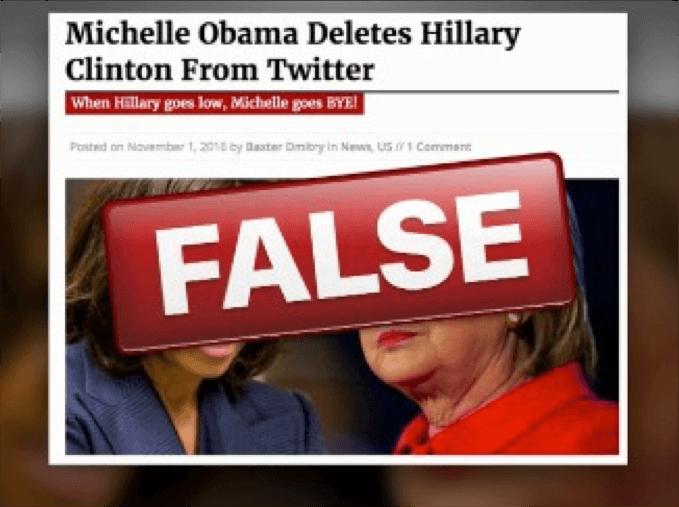 Driving Force Behind Fake News