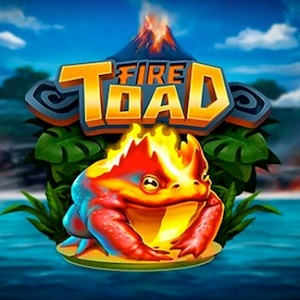 Play'n Go Unveil Fire Toad Online Pokies
