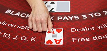 Gate777 Casino blackjack