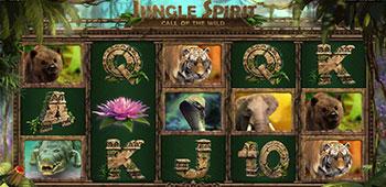 Gate777 Casino jungle spirit slot inplay