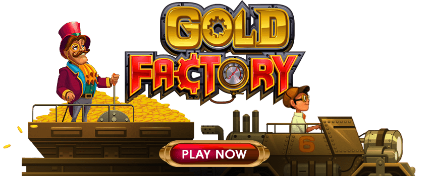 Gold Factory Banner