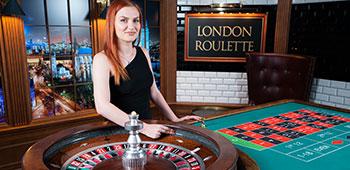 GUTS Casino roulette