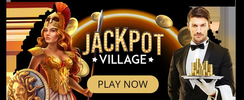 Jackpot Village Banner