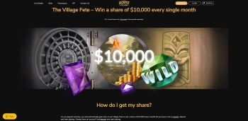 Jackpot Village Big Win