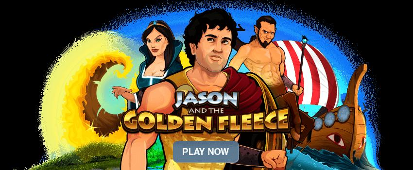 Jason and the Golden Fleece Banner