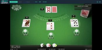 Jonny Jackpot Table Games