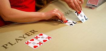 Joy Casino baccarat