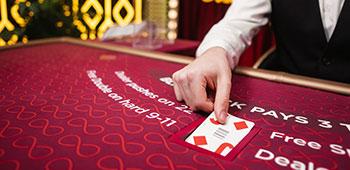 King Billy Casino blackjack