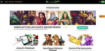 CasinoLuck Image 6