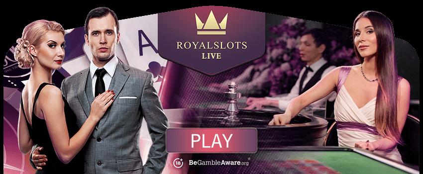 Royal Slots Banner
