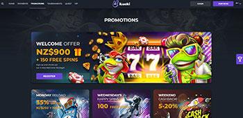 iLucki LIve Casino Image 6