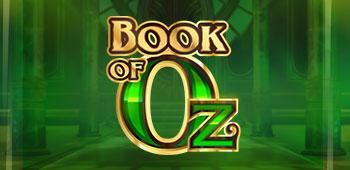 Luckland Casino book of oz slot
