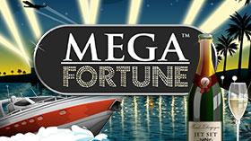 Mega Fortune Online Slot Thumbnail