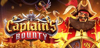 Miami Dice Casino captains bounty slot