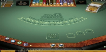 Mobilebet Blackjack Table Game