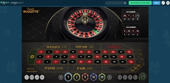 MyChance Roulette Table