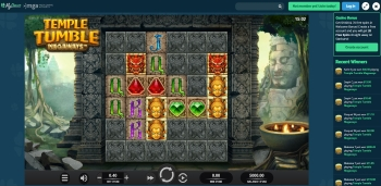 MyChance Temple Tumble Game