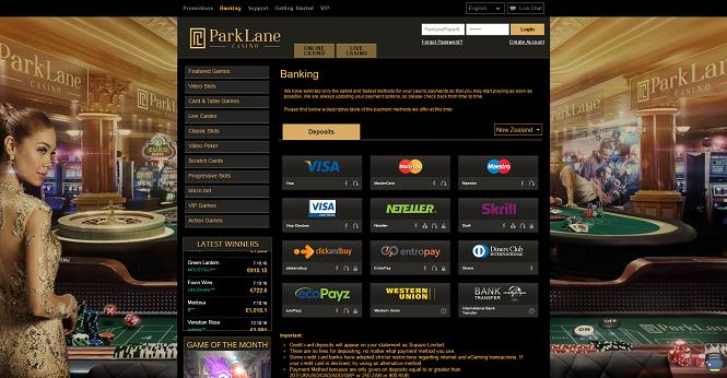 Parklane Banking