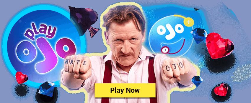 Play Ojo Banner