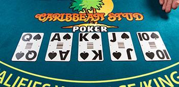 Playzee Casino poker