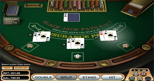 7Spins Blackjack