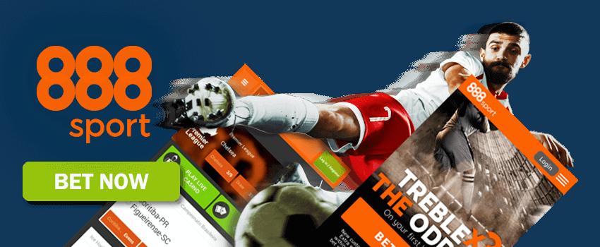 888 Sports Banner