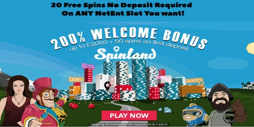 Spinland Promotions