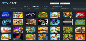 Betvictor slots