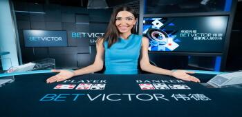 betvictor live dealer table