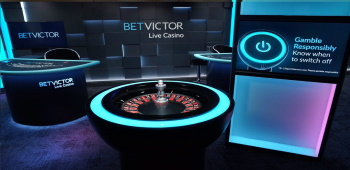 Betvictor live table games