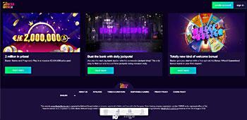 Buster Banks Homepage