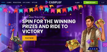 Casiplay Screenshot