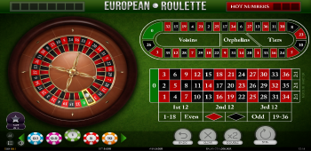 Casiplay Roulette