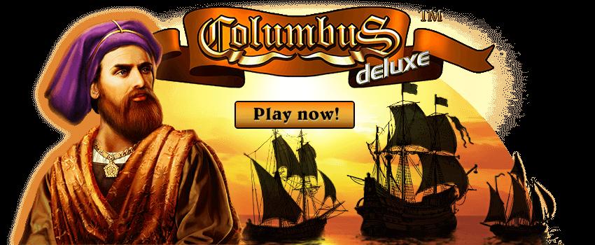 Columbus Deluxe Banner