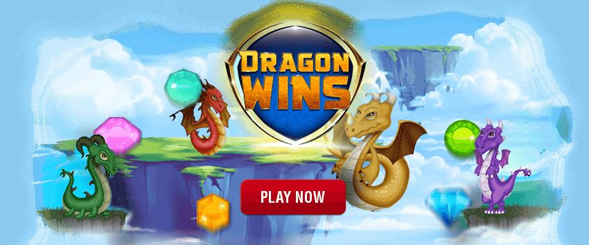 Dragons Wins Banner