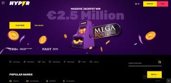 Hyper Casino Promotion