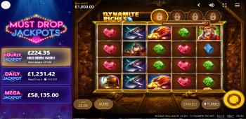 LuckyVegas Jackpots