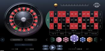 LuckyVegas Roulette